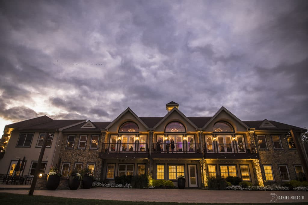 Chester Valley Golf Club wedding