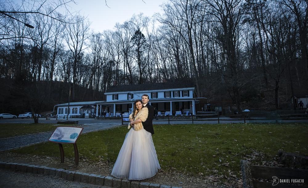 Valley Green Inn Wedding
